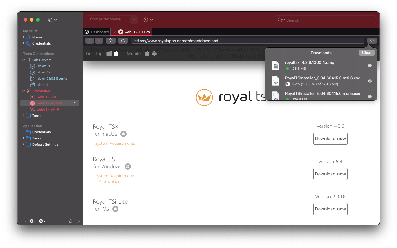 Royal Apps